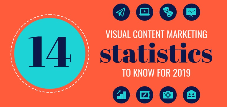 14 Visual Content Marketing Statistics to Know for 2019 [Infographic]   Social Media Today