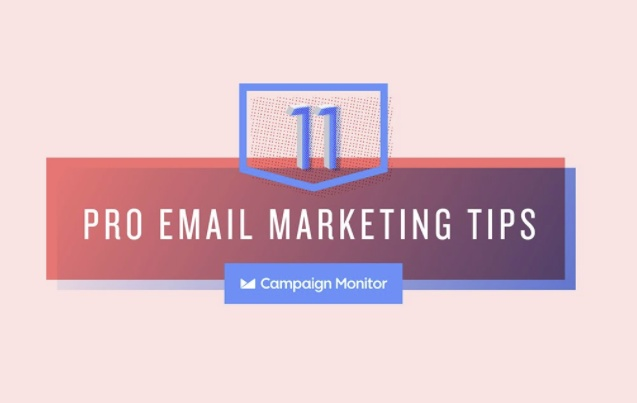 11 Pro Email Marketing Tips [Infographic] | Social Media Today