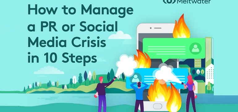 How to Manage a PR or Social Media Turning Point in 10 Steps [Infographic]1