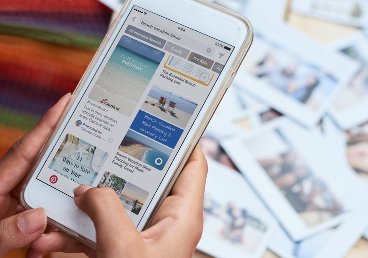 Pinterest Adds Search Ads to Their Self-Serve Platform, Providing New Opportunities | Social Media Today