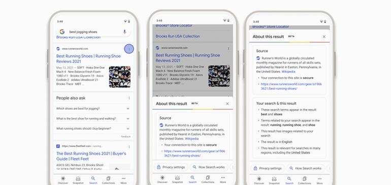 socialmediatoday.com - Andrew Hutchinson - Google Adds New Search Result Explainers, Which Outline Why You're Seeing Each Result