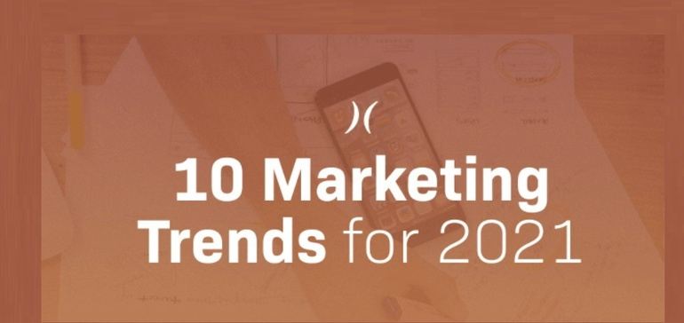 10 Marketing Trends for 2021 [Infographic]