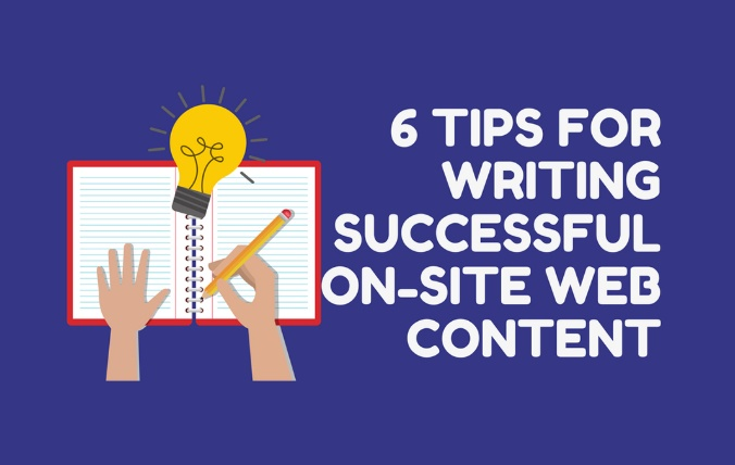 6 Tips for Writing Website Content Your Visitors and Google Will Love [Infographic] | Social Media Today