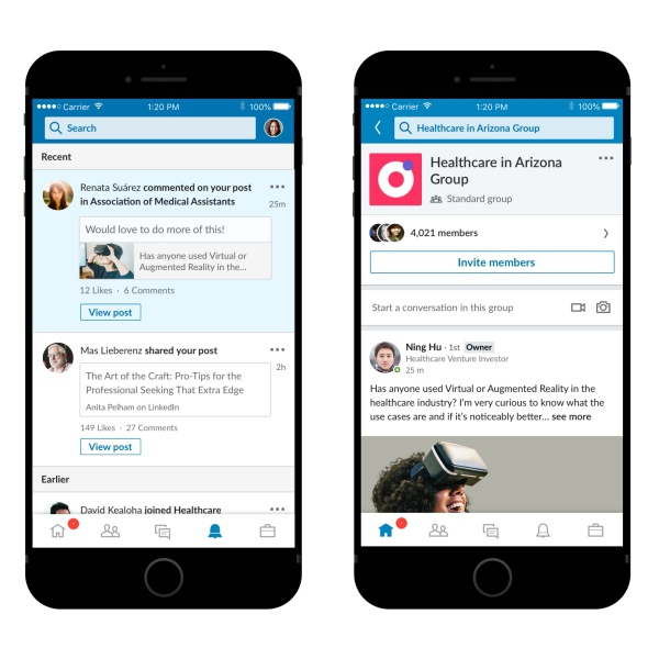 LinkedIn Launches 'New LinkedIn Groups Experience' | Social Media Today