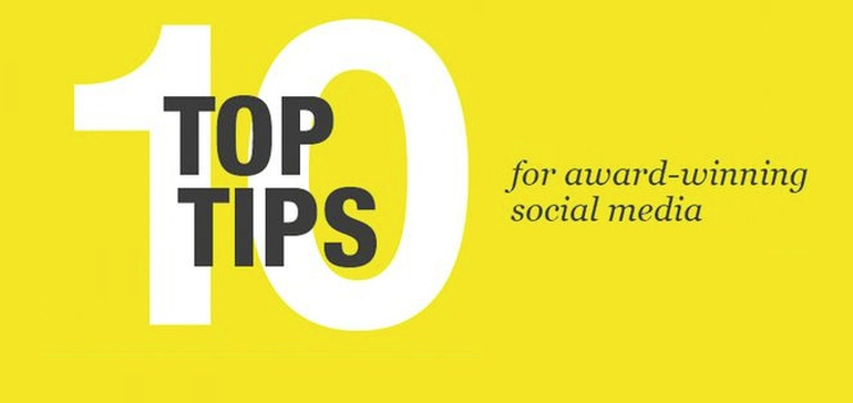 10 Tips to Create a Winning Social Media Strategy [Infographic]