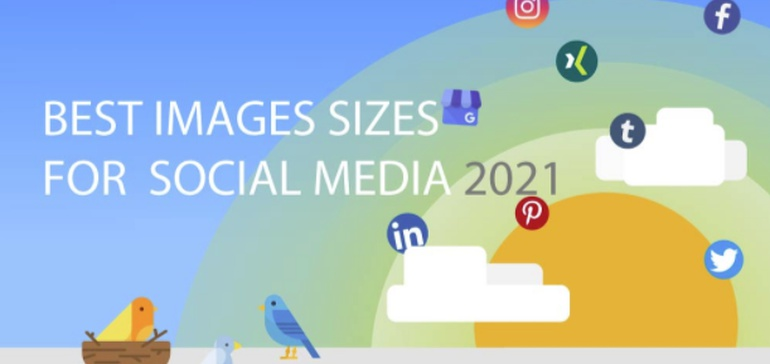 Photo of Social Media Size Guide Update 2021 [Infographic]
