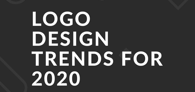 10 Logo Design Trends That Will Take Charge in 2020 [Infographic]