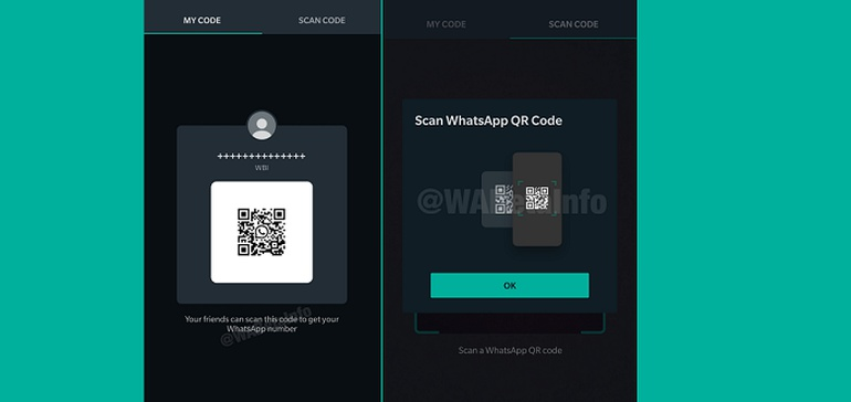 WhatsApp Tests QR Codes to Help Users Connect
