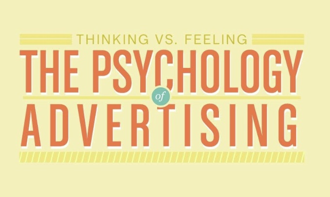 Thinking vs Feeling: The Psychology of Advertising [Infographic] | Social Media Today