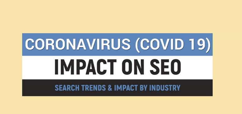 The Impact of COVID-19 on Search Trends and SEO [Infographic]