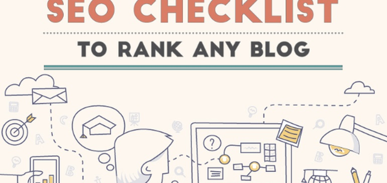 The Mammoth SEO Checklist to Rank Any Blog [Infographic]