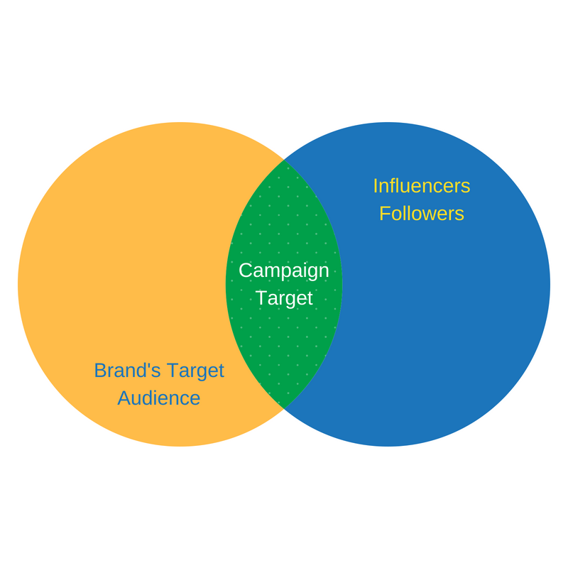 Niche audience intersection - evaluating influencers and predicting ROI from The Shelf influencer marketing platform