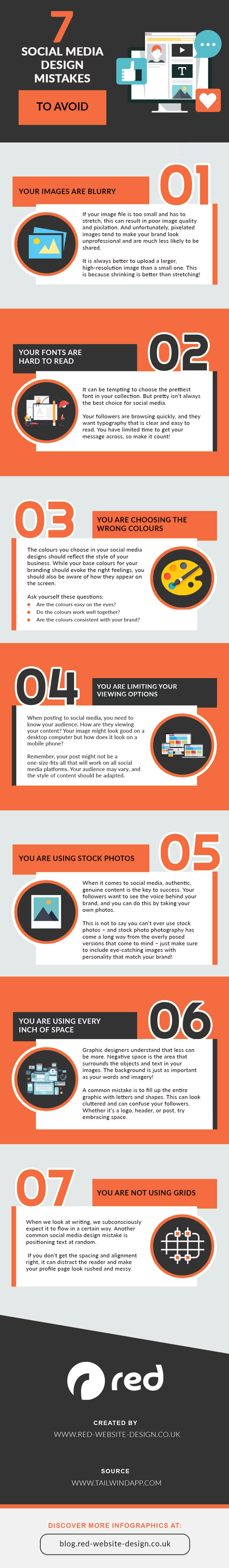 7 tips to improve your social media images