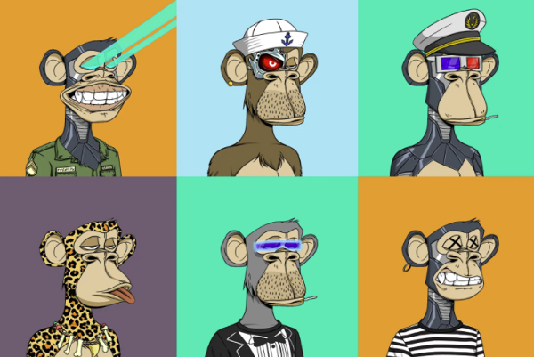 Bored Ape images