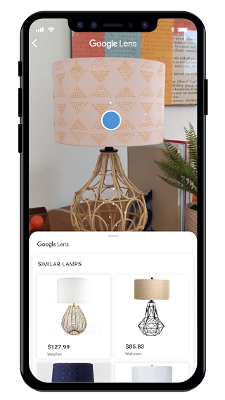 Google Lens Style Search