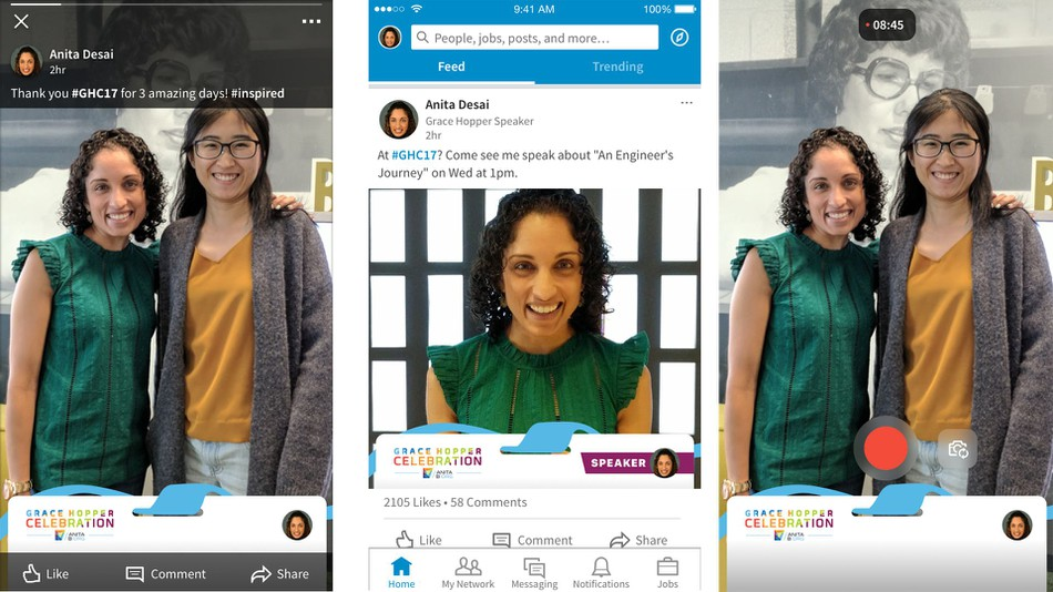 LinkedIn Adds New Sticker and Text Options to Spruce Up Your Video Content | Social Media Today