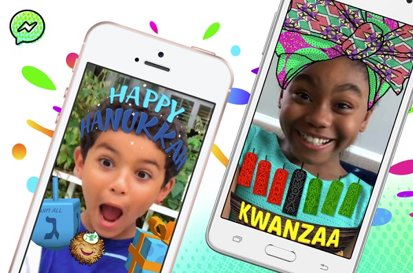 Facebook Kids holidays