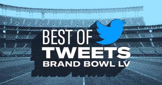 Twitter #BrandBowl