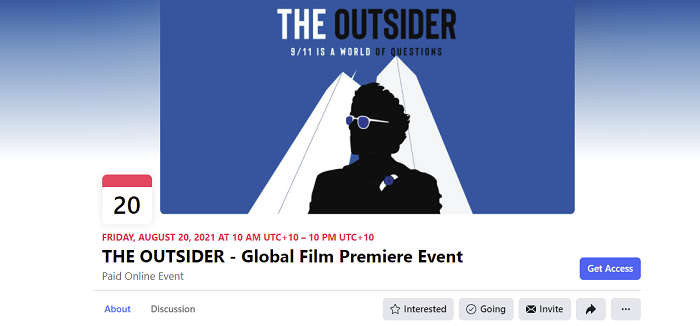 The Outsider film