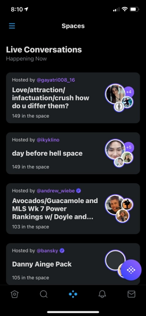 , Twitter Redesigns Its Mobile App with a Spaces Tab