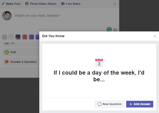 Facebook Looks to Prompt More Personal Sharing as Conversations Switch to Messaging Apps | Social Media Today