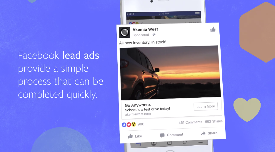 Facebook Announces New Ad Options for Car Dealers | Social Media Today