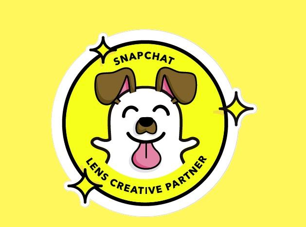 Snapchat Lens Creative Partner logo
