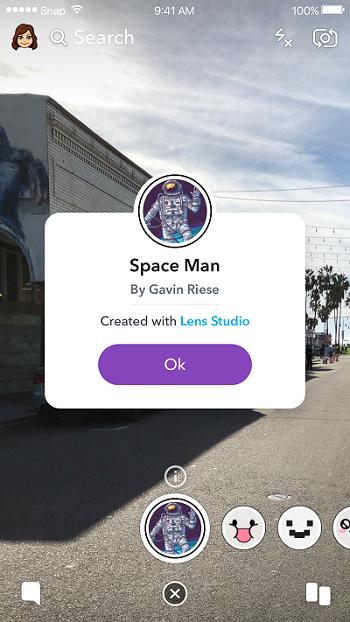Snapchat exhibirá las lentes creadas por el usuario como parte de un nuevo programa | Social Media Today