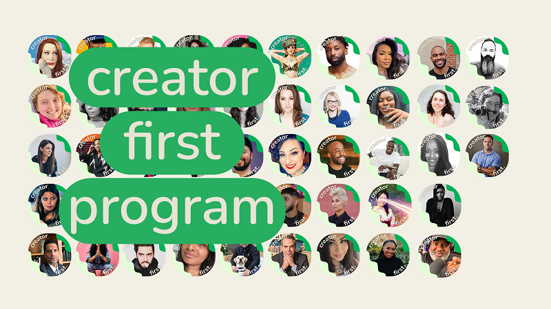 Clubhouse Creator First program