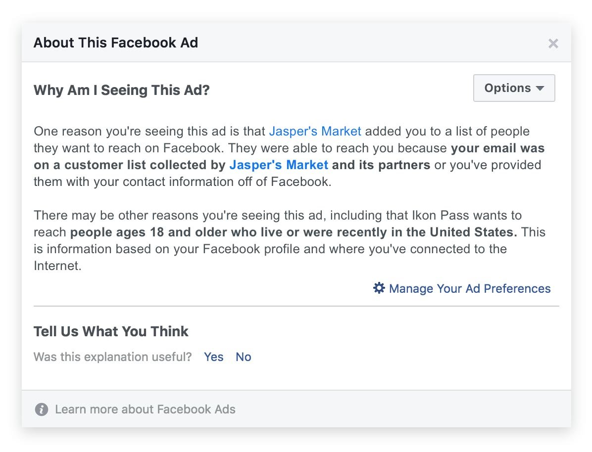 Facebook Adds New Data Security Provisions for Custom Audience Use | Social Media Today