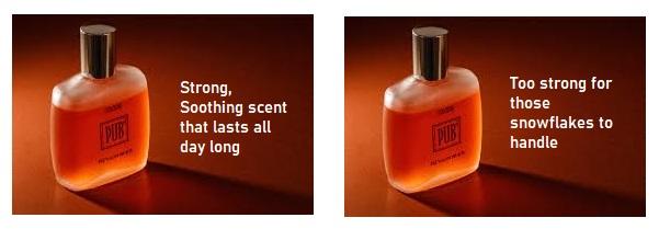 Deodorant example
