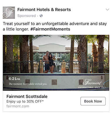 Facebook Provides New Ways for Travel-Based Businesses to Reach Interested Users | Social Media Today