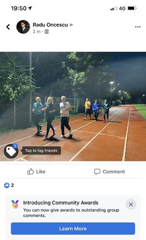 Facebook Community Awards