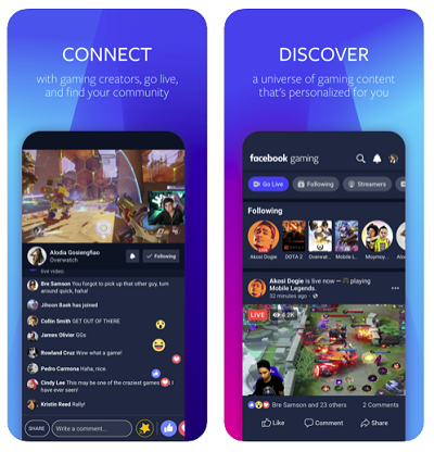 Facebook Gaming App Store