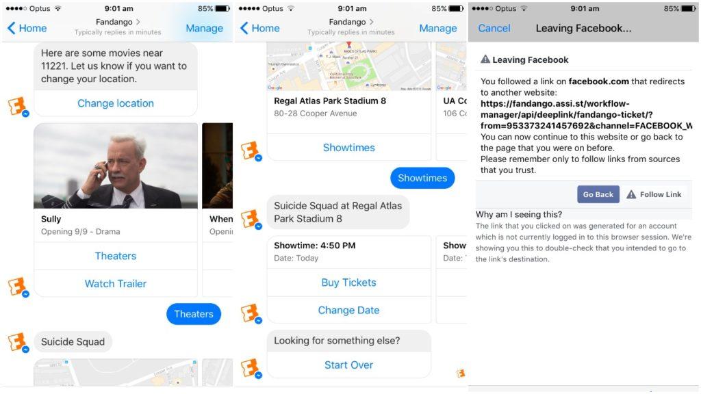 9 أمثلة رائعة على كيفية استخدام العلامات التجارية Chatbots | وسائل الاعلام الاجتماعية اليوم