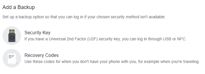 Facebook Adds New Two-Factor Authentication Options to Improve Account Security | Social Media Today