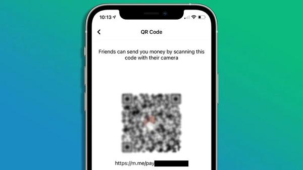 Facebook QR codes