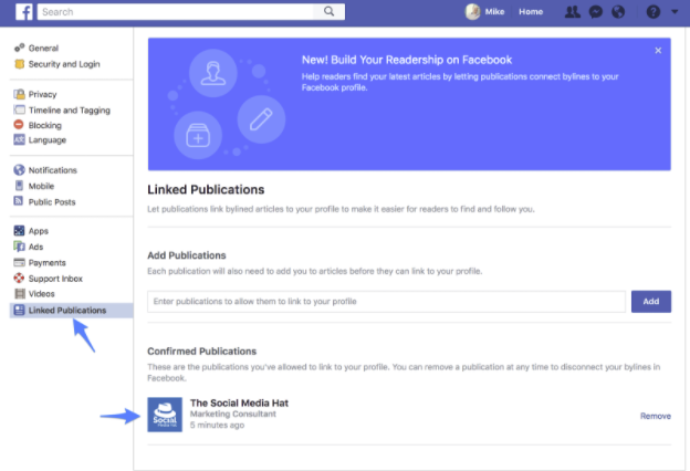 Has Facebook Suddenly Ditched Facebook Authorship? | Social Media Today