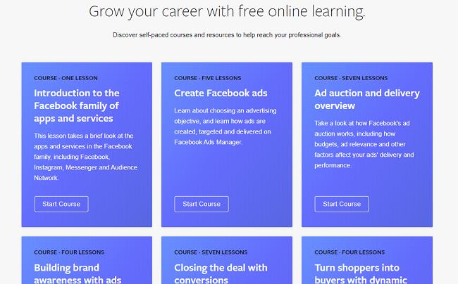Facebook Blueprint example