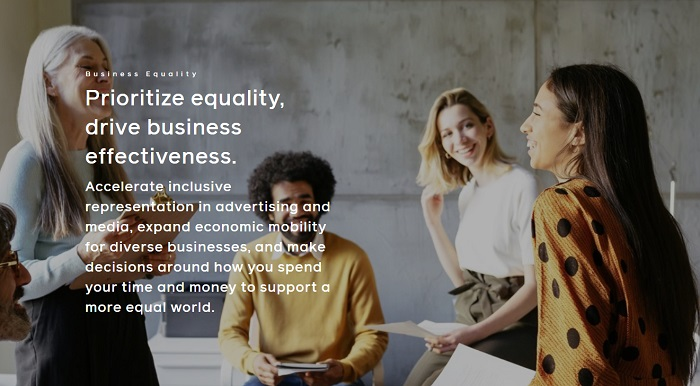 Facebook Business Equality Center