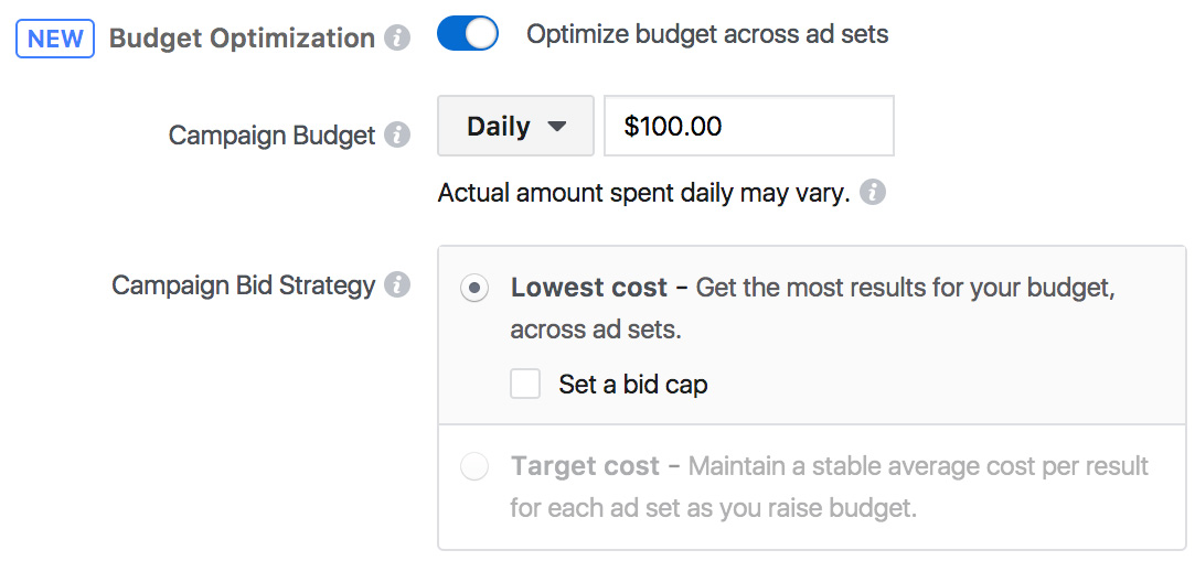 Facebook's Adding a New Option to Help Advertisers Maximize their Ad Budgets | Social Media Today