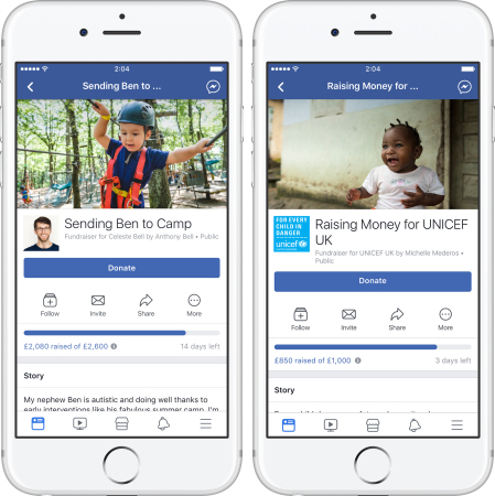 Facebook Announces New Tools for Non-Profits and Community Causes at Social Good Forum | Social Media Today