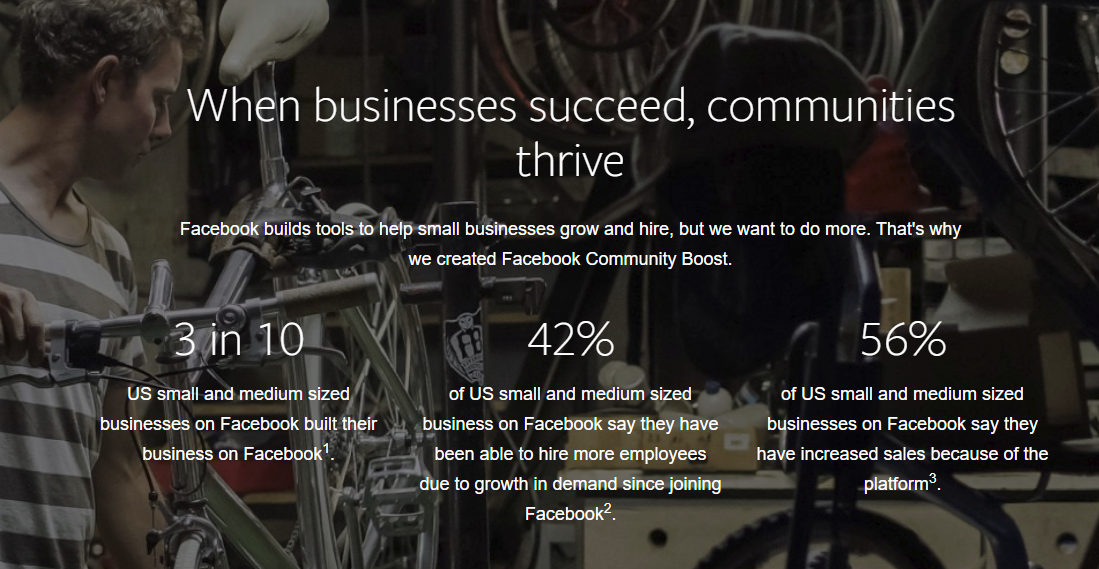 Facebook's 'Community Boost' will Teach Digital Literacy to Smaller Communities | Social Media Today