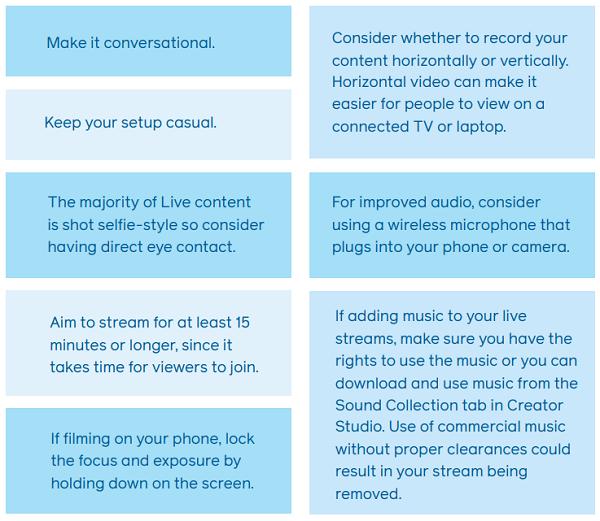 Facebook COVID-19 guide