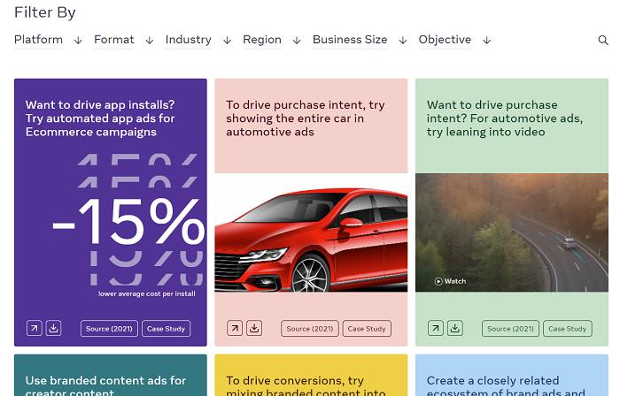 , Facebook Introduces Creative Guidance Navigator