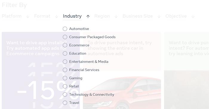Facebook Creative Guidance Navigator