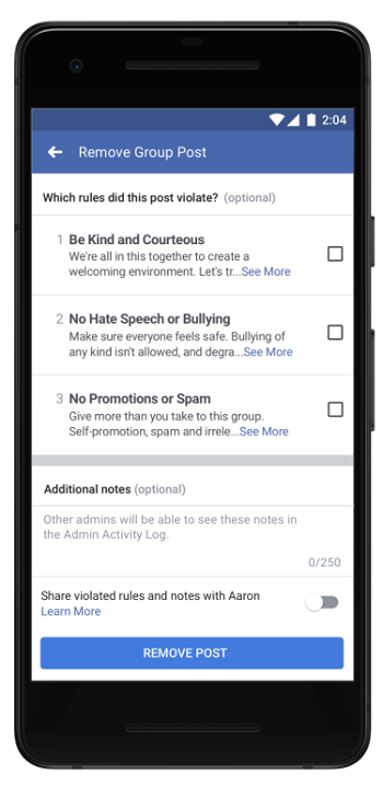 Facebook Adds New Groups Tools, Boosting Groups Potential | Social Media Today