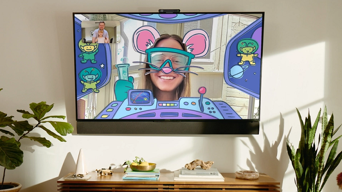 Facebook Story Time for Portal