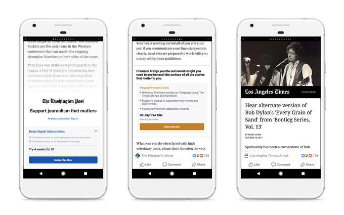 Google Announces AMP Stories and AMP for Gmail, Expanding Options | Social Media Today