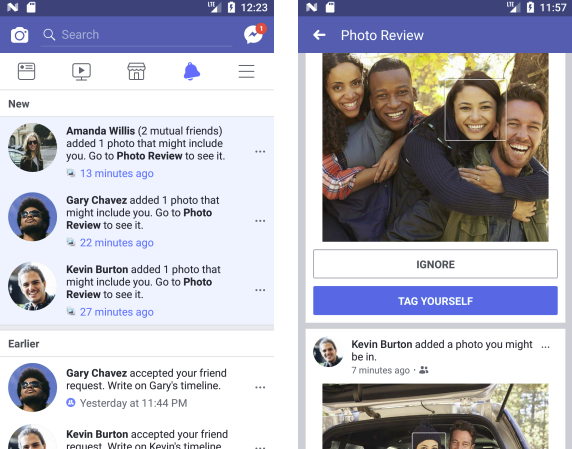 Facebook's Adding New Face Recognition Tools, Advancing Image Identification Efforts | Social Media Today